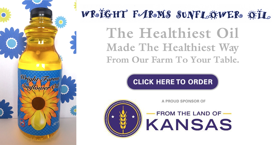Wright Farms Sunflower Oil